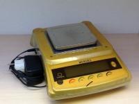 Весы электронные MOS VES DJ-300A, 320 г, точность 0,01, сетевой кабель, работают только от сети