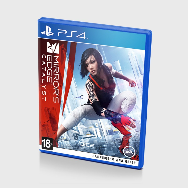 Диск для Sony PS4 MIRRORS ENGE CATALYST