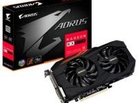 Видеокарта Gigabyte AMD Radeon RX 580 AORUS [GV-RX580AORUS-8GD]