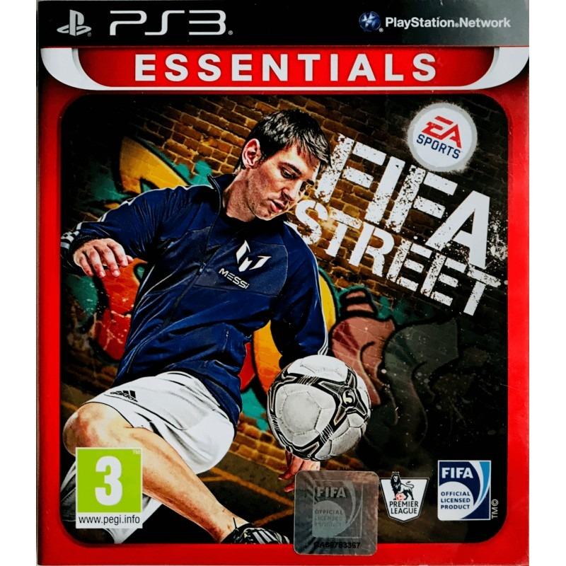 Диск на PS3 FIFA Street