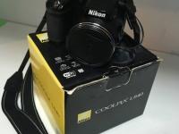 Зеркальный фотоаппарат Nikon coolpix L840