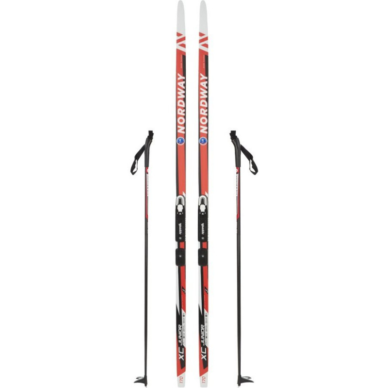 Беговые лыжи Nordway XC Junior 170