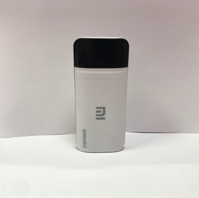 Аккумулятор Xiaomi Mi Power Bank 6000