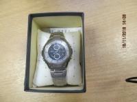 Часы Casio EFA-116D-1A7 ,  в рабочем состоянии,б/у, п/ц , док. коробка, на стекле царапины