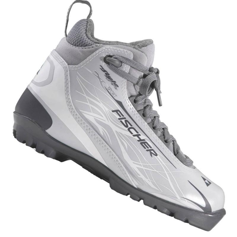 Ботинки лыжные FISCHER Vision sport