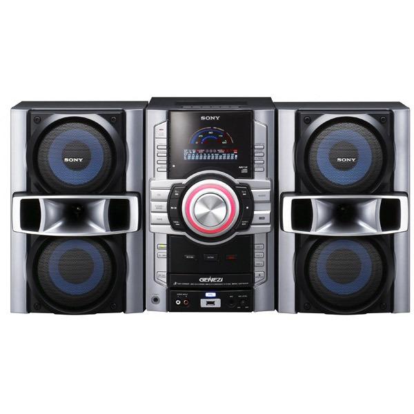 Музыкальный центр Sony MHC-GT222