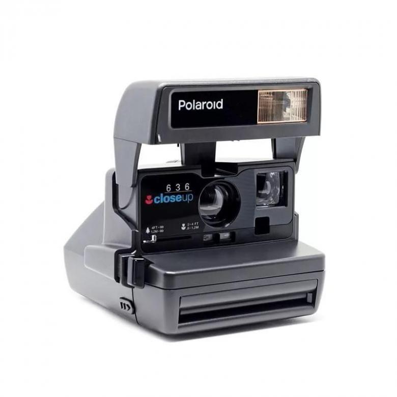 Ф/а Polaroid 636