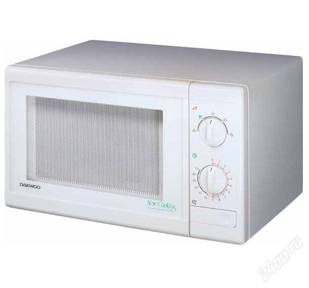 Микроволновая печь Daewoo Electronics KOR-63D7