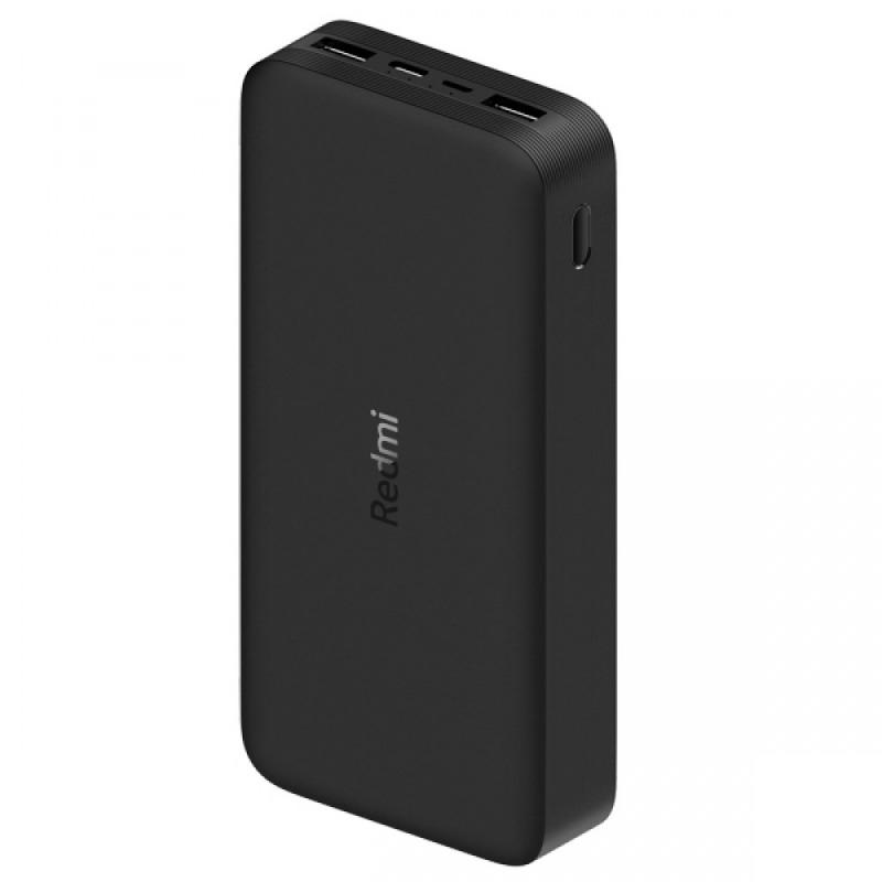 Аккумулятор Xiaomi Redmi Power Bank Fast Charge 20000 mAh