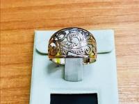 Кольцо Золото 585 (14K) вес 4.11 г