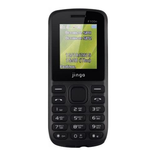 Кнопочный телефон Jinga F100
