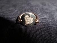 Кольцо Золото 585 (14K) вес 2.39 гр.