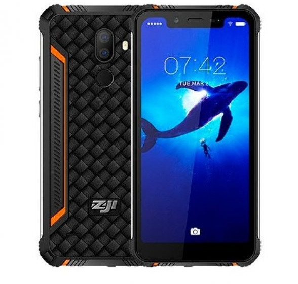 Смартфон ZOJI Z33