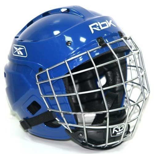 Шлем хоккейный RBK
