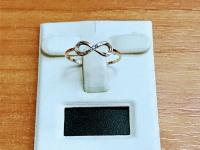 Кольцо Золото 585 (14K) вес 0.63 г