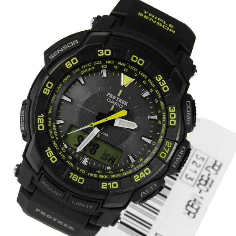 Часы наручный Casio Pro Trek PRG-550