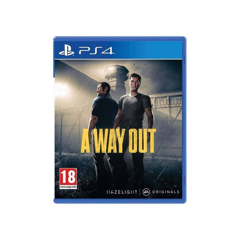 Диск для PS4 A Way Out