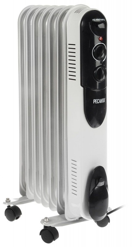Масляный радиатор РЕСАНТА ОМПТ-7Н (Новый)
