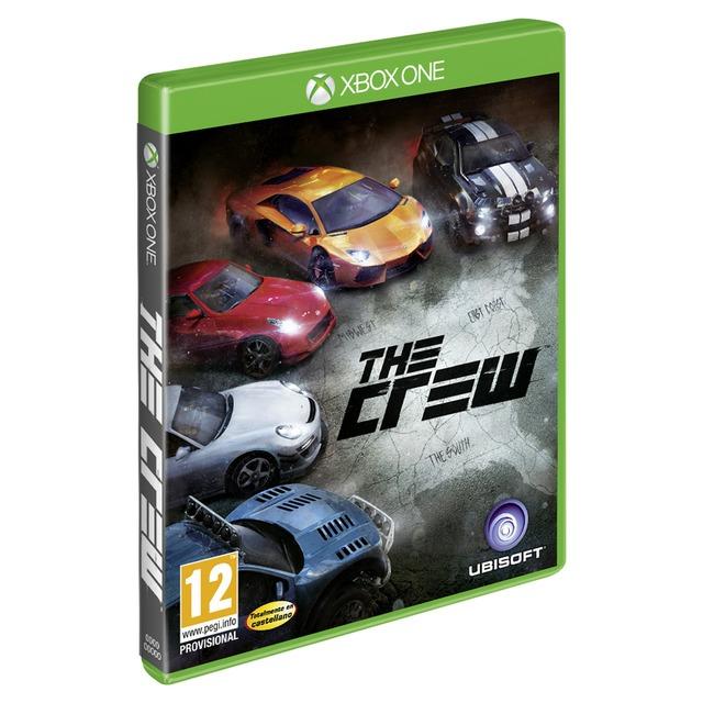 Диск Xbox One The Crew
