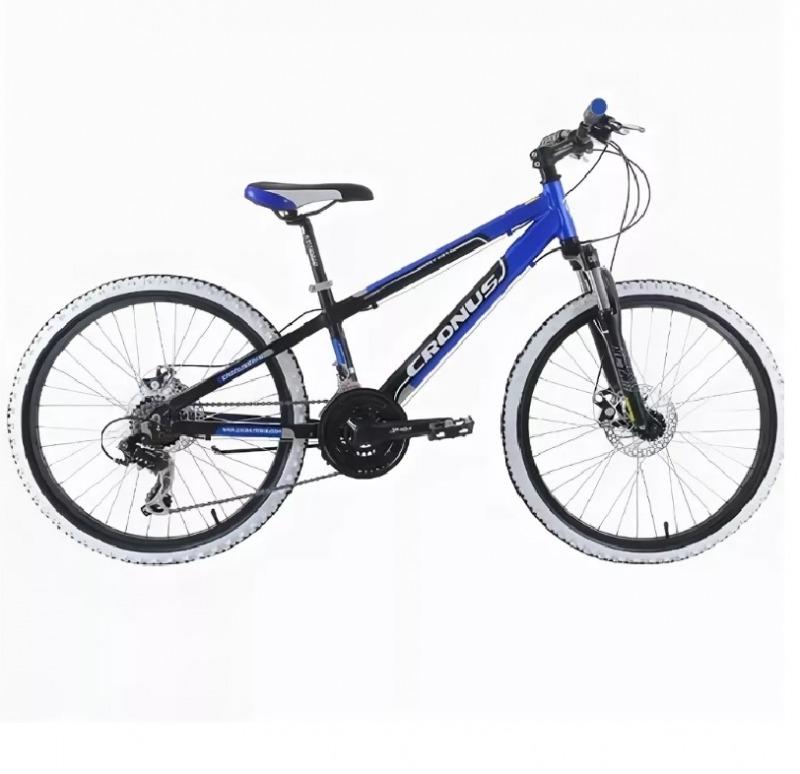 Подростковый велосипед Cronus Best Mate Disc 24