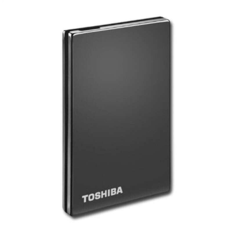 Внешний жесткий диск Toshiba 500Gb