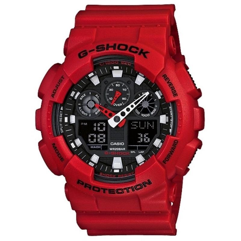 Наручные часы CASIO G-Shock GA-100B-4A