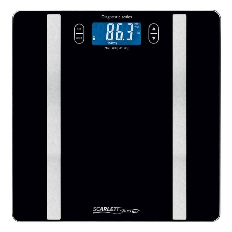 Весы напольный Scarlett BS34ED42