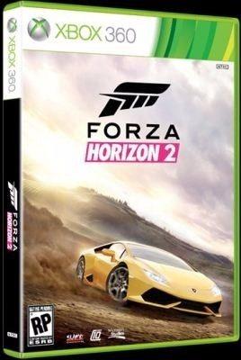 Диск Xbox 360 Forza Horizon 2