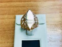 Кольцо Золото 585 (14K) вес 4.02 г