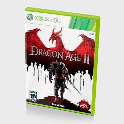 Диск для XBOX 360 Dragon Age 2