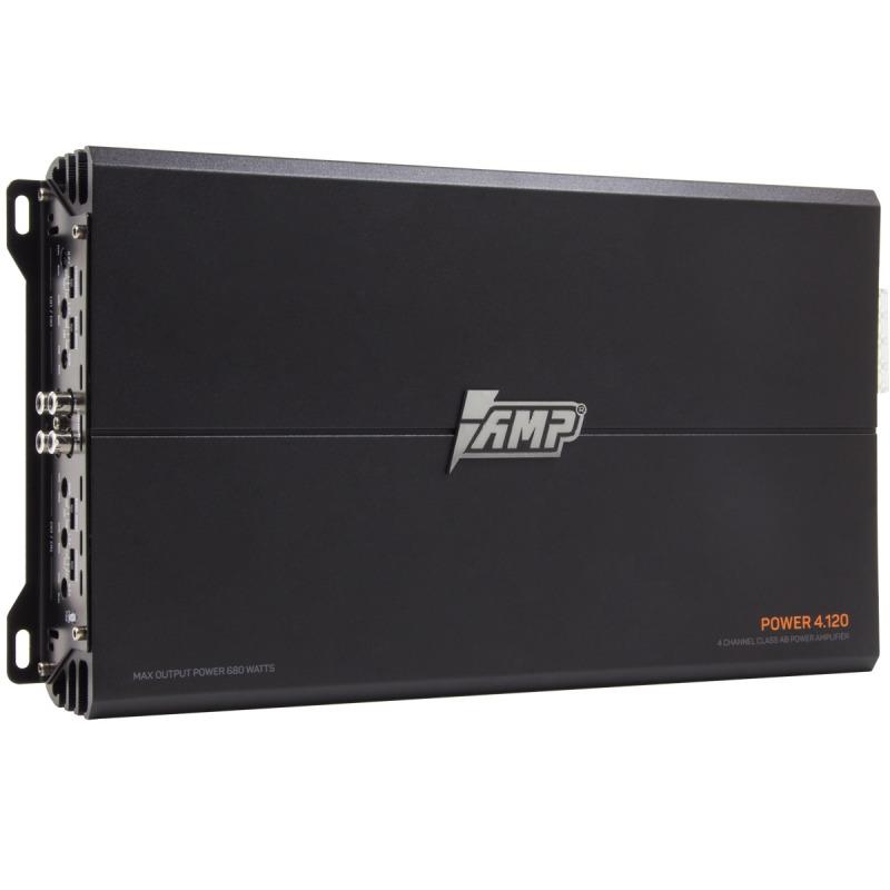 Автомобильный усилитель AMP MASS 4.120
