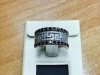 Кольцо Золото 585 (14K) вес 6.36 г