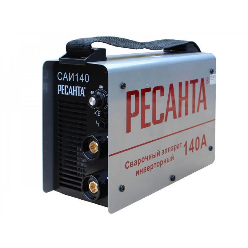 Сварочный аппарат РЕСАНТА САИ-140 (MMA)