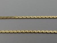 Цепь  Золото 585 (14K) вес 13.38 г