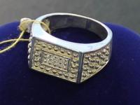 Перстень  Серебро 925 вес 8.24 г