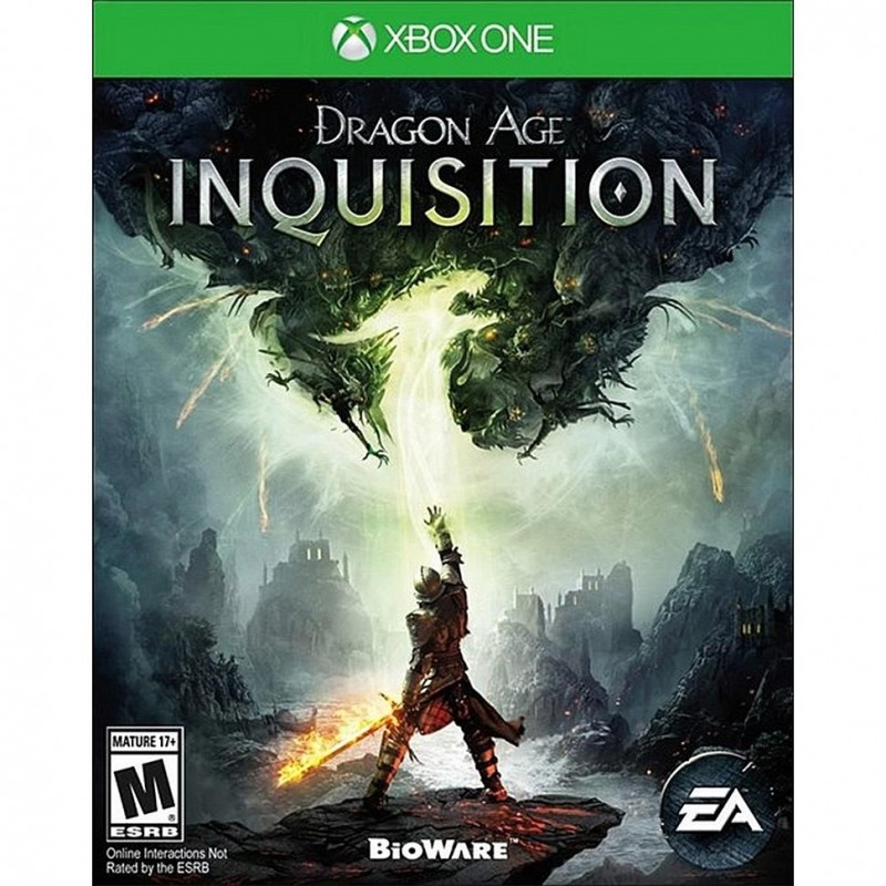 Диск для XBOX One Dragon Age: Inquisition