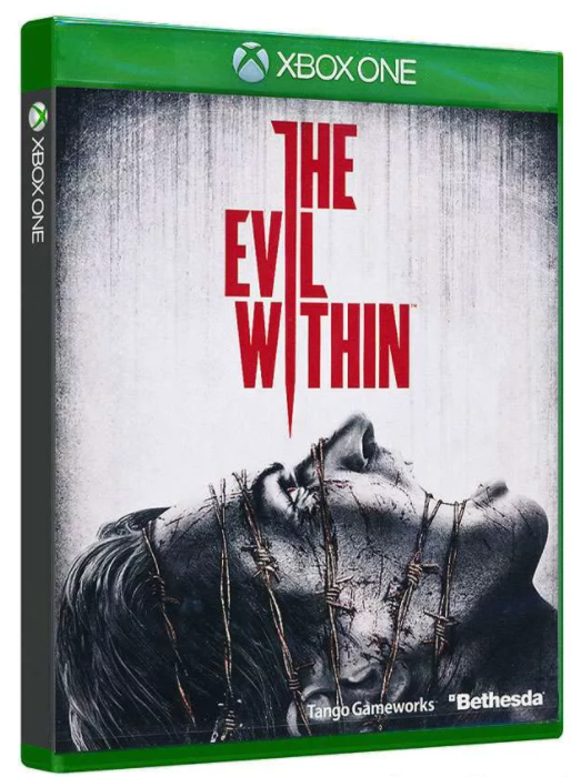 Диск XBOX One The Evil Within