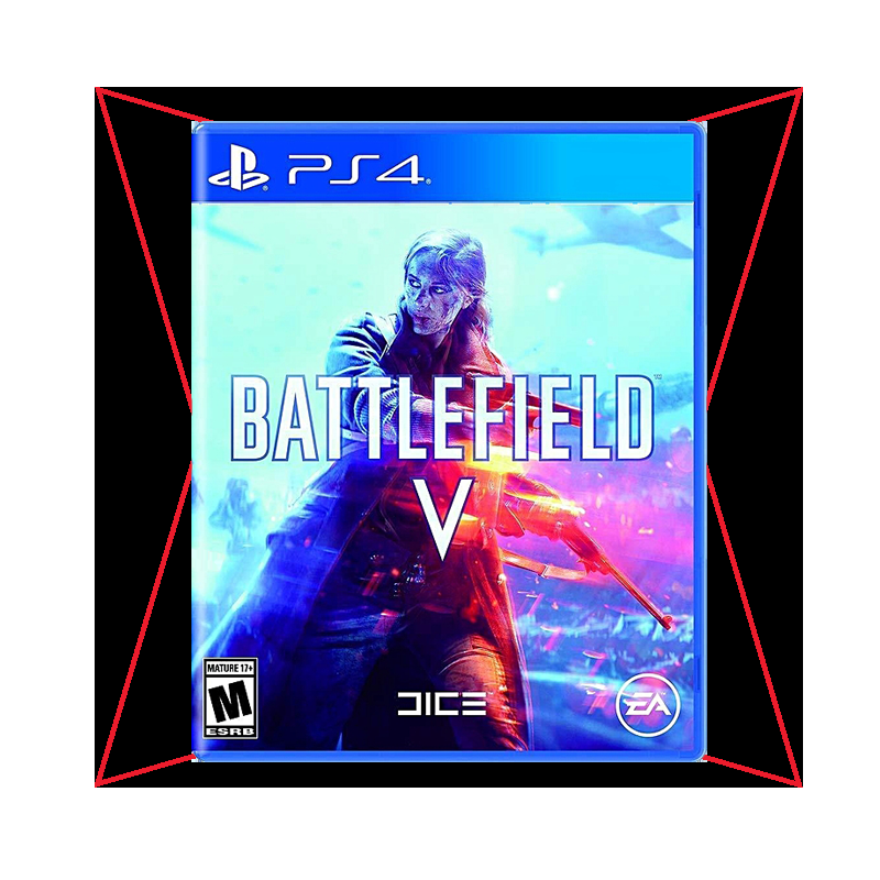 Диск PS4 Battlefield 5