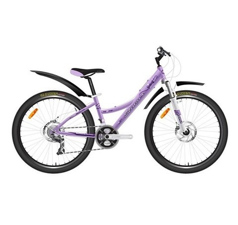 Велосипед Stinger Galaxy D 24
