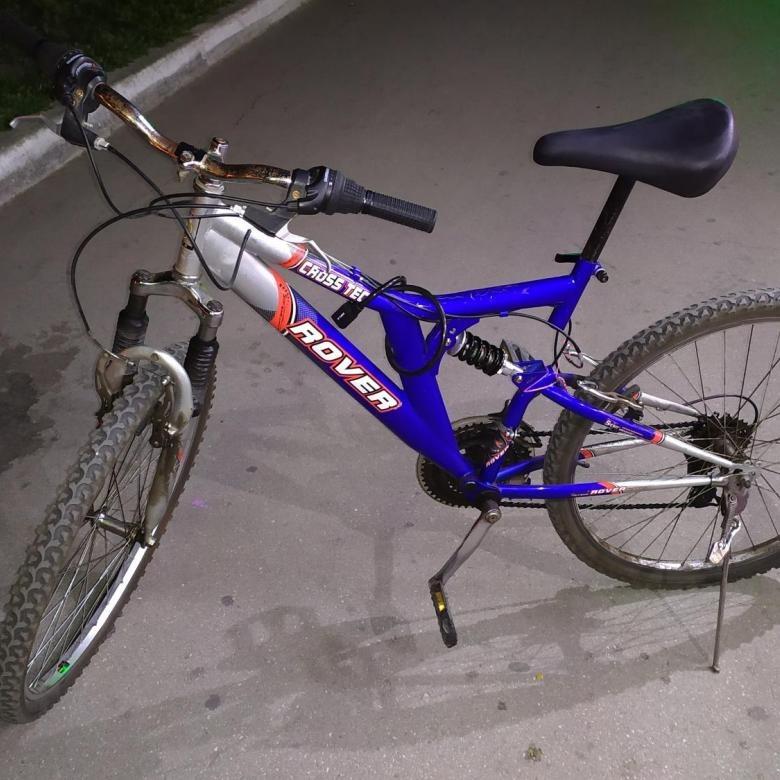 Велосипед Rover Crosstek