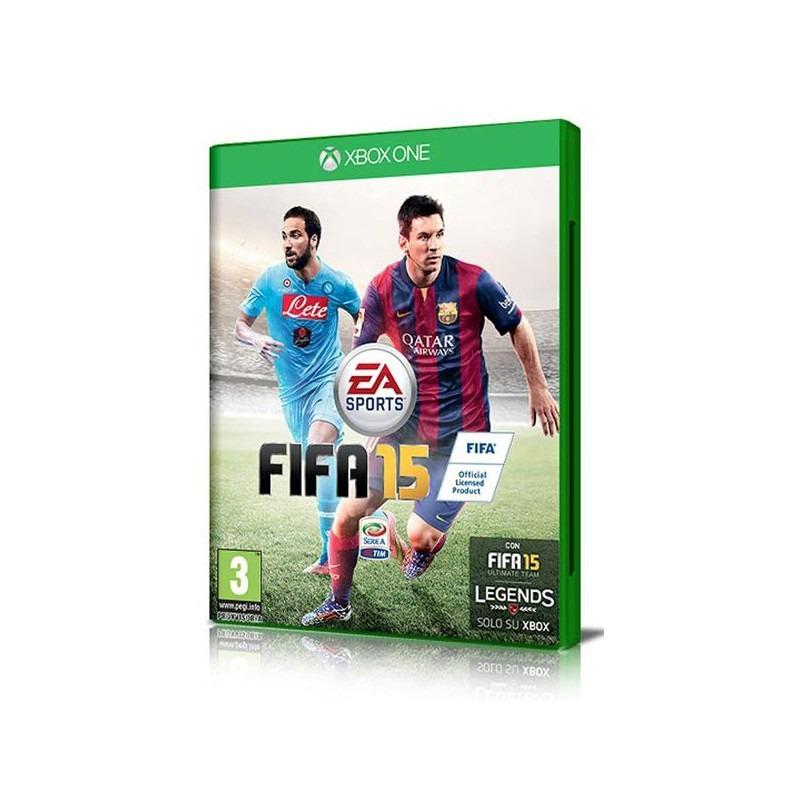 Диск XBOX ONE FIFA 15