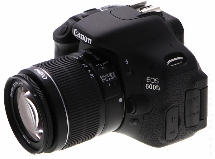 Ф-т Canon EOS 600D