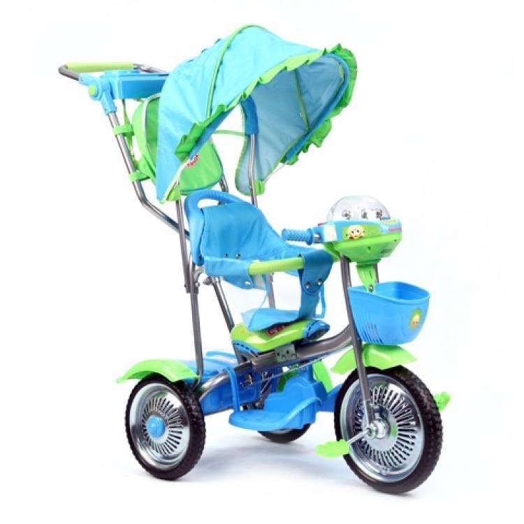 Трехколесный велосипед Светлячок 1104637