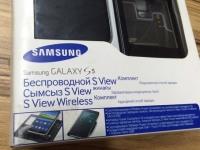 Беспроводной S View Galaxy S5
