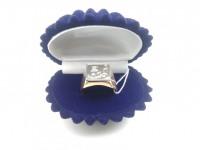 Перстень мужской Золото 585 (14K) вес 6.40 г