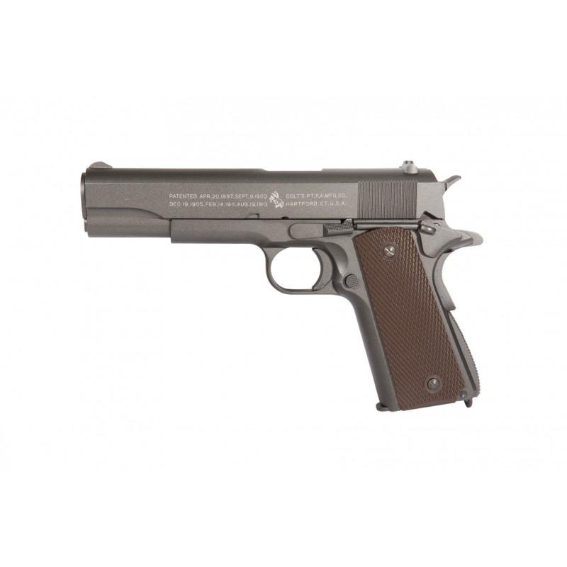 Пистолет KWC Colt 1911A1 CO2 GBB