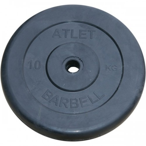 Диск MB Barbell MB-AtletB26 10 кг-2ШТ
