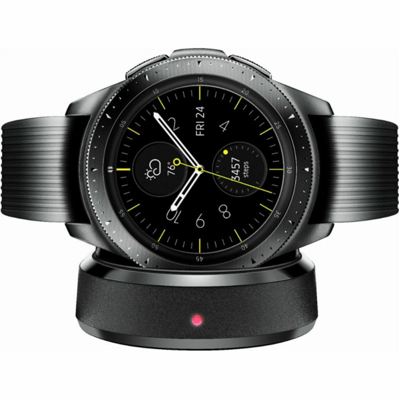 Часы Samsung Galaxy Watch 42 мм (SM-R810NZKASER)