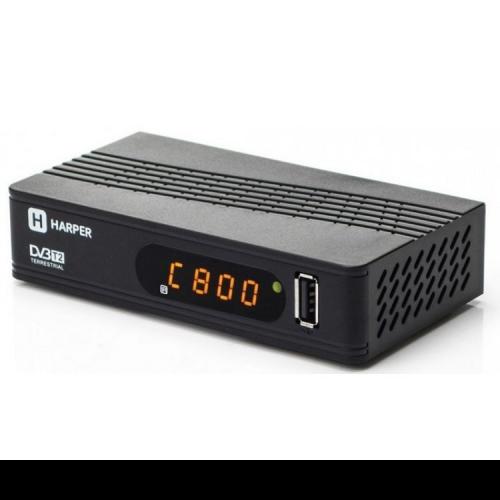 TV-тюнер HARPER HDT2-1202