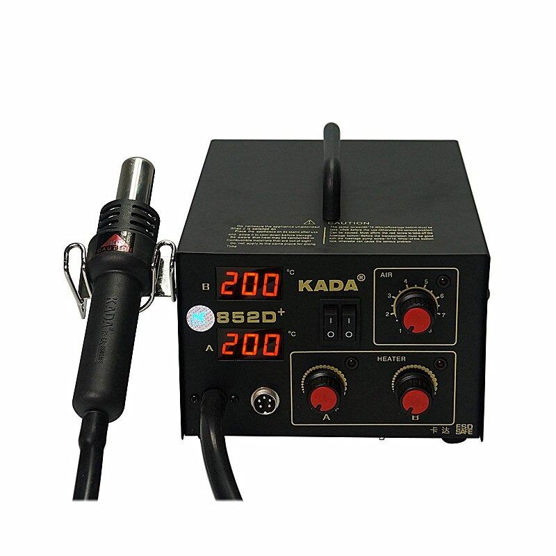 Термовоздушная паяльная станция KADA 852